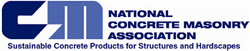 NCMA - National Concrete Masonry Association Logo